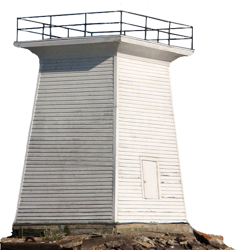 Five Mile Light - Coal Shoal Lighthouse